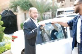 """"""" زيارة مثمرة"""" .. وفد حماس يختتم زيارته لموسكو برئاسة ابو مرزوق"""