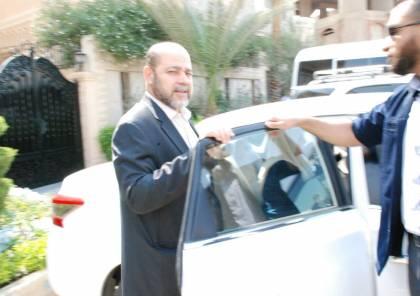 وفد من حركة حماس برئاسة أبو مرزوق يتوجه إلى العاصمة الروسية موسكو للقاء المسؤولين