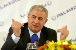 """زكي يتحدث عن الانتخابات وتحالف القدوة والبرغوثي: """"فتح"""" تقود عملية سياسية وصلت لباب مسدود!"""