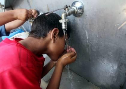 افتتاح أول محطة لتحلية مياه البحر في غزة