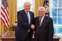 """الرئيس عباس: """"واثقون باننا مقبلون على تحقيق السلام مع إسرائيل بجهود أمريكية """""""