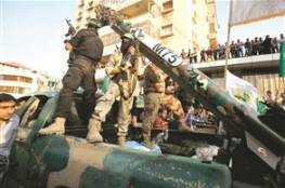 """تل أبيب تزعم : حماس تمتلك """"سوبر ماركت"""" من الصواريخ المُستوردة والمحليّة الصنع"""