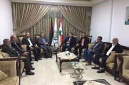 العاروري يلتقي مع الفصائل في لبنان