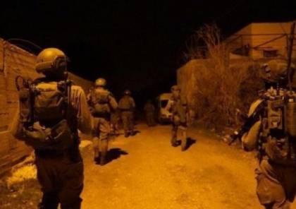 بالاسماء .. الاحتلال يشن حملة اعتقالات ومداهمات بالضفة والقدس