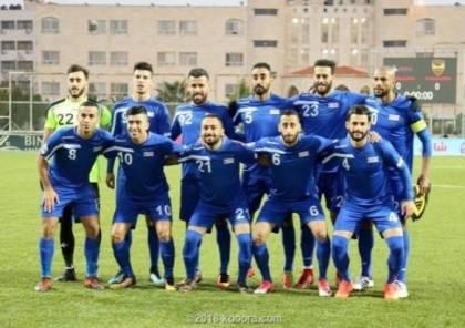 هلال القدس لنصف نهائي كأس أبو عمار