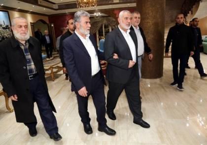 """مصادر مصرية: القاهرة أبلغت """"حماس"""" بأن """"صفقة القرن"""" سقطت وهذا هو البديل .."""