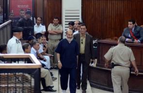 الحكم بقضية قتل متظاهرين في مصر