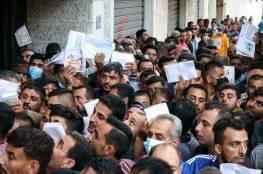 """""""يديعوت"""": حوالي 6000 تاجر/عامل دخلوا إسرائيل و""""نصف غزة"""" تريد أن تأتي للعمل"""