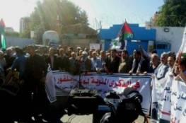 تظاهرات في غزة والضفة تطالب بريطانيا بالاعتذار عن وعد بلفور