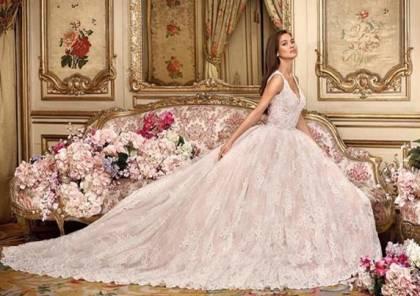 طرق تحوّل فستان زفافك البسيط إلى أكثر فخامة
