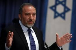 ليبرمان: الفترة الحالية الأكثر هدوء في غلاف غزة منذ 67