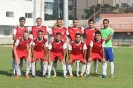 عقوبات قاسية على لاعبي غزة الرياضي وخدمات خانيونس