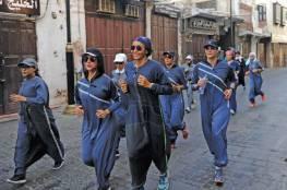 ثورة محمد بن سلمان ..عباءات رياضية للنساء في السعودية