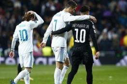 نيمار يحسم موقفه من الانضمام لريال مدريد
