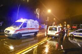 فيديو ..مقتل 39 شخصا وإصابة 69 آخرين في هجوم على ملهى ليلي في اسطنبول