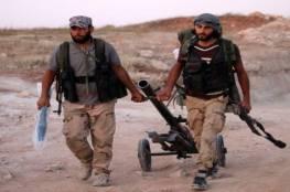 القوات السورية تسيطر على معبر نصيب مع الأردن بعد استسلام المعارضة