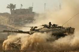 مدفعية الاحتلال تستهدف نقطة عسكرية شرق الشجاعية