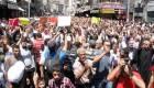 مسيرات غضب في غزة