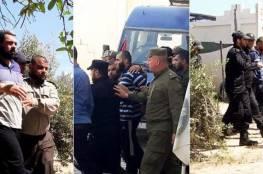 """شاهد: الداخلية تنشر فيديو """" رسائل الندم """" لقتلة الشهيد مازن فقهاء"""