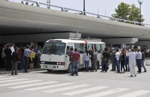 تونس تسمح لفلسطينيين عالقين في المطار بالدخول لاراضيها