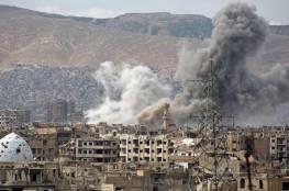 استشهاد لاجئ فلسطيني في قصف على مخيم اليرموك