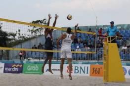 شاطئية فلسطين تطير لدور الـ16 من الألعاب الآسيوية