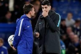 موراتا يتعرض للانتقادات بسبب تصرفاته قبل مباراة برشلونة