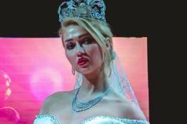 منى المنصورى تطرح مجموعة جديدة من فساتين الزفاف الملكية