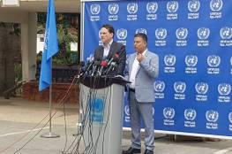 مفوض الاونروا : غزة تعيش اكبر كارثة انسانية وصحية ويجب التحرك دوليا لانقاذ الاوضاع