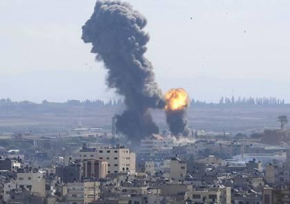 محدث: اصابات- استهداف اسرائيلي متجدد شرق البريج