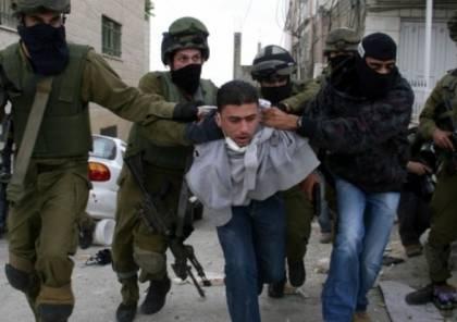 الاحتلال يعتقل فتى فلسطيني بحوزته سكين غرب رام الله