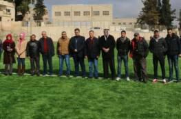 المجلس الأعلى للرياضة يتسلم ملعب بدّو