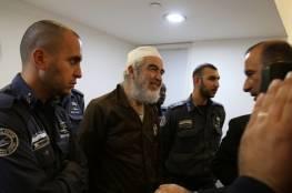 استئناف محاكمة الشيخ رائد صلاح في 23 يوليو الجاري
