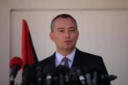 """المبعوث الاممي """"ميلادينوف"""" يحذر من انهيار السلطة الفلسطينية ماليا"""