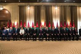 الاردن: تعديل وزاري في حكومة الرزاز بدمج 7 حقائب وزارية وتعيين 7 وزراء