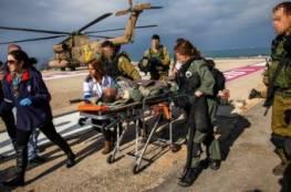 إصابة جندي إسرائيلي بجروح حرجة جدا خلال اقتحام مخيم الأمعري