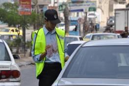 وقف الحركة المرورية بغزة 5 دقائق غدًا بسبب مسيرة العودة