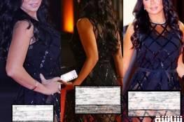 هكذا انهت رانيا يوسف فضيحة فستانها بتبريرٍ وصف بالغير مقنع