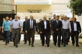 الوفد المصري يصل غزة اليوم بعد أن قدم موعد وصوله بسبب التطورات الاخيرة