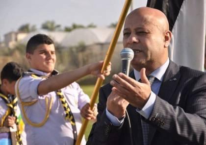 ابو هولي يثمن قرار سوريا بعودة لاجئي اليرموك