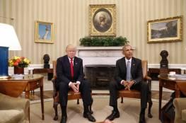 هكذا علق باراك أوباما على إصابة ترامب بكورونا