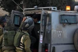 اعتقال 3 شبان من بلدة يعبد جنوب جنين
