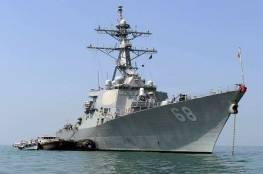 مدمرة وقاذفة استراتيجية أمريكيتان وصلتا إلى الخليج وقطر بهدف تنفيذ ضربة على سوريا