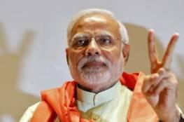 رئيس وزراء الهند يصل رام الله اليوم