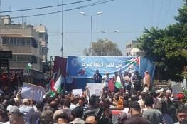 غزة : 13 الف موظف في الاونروا يتظاهرون الاربعاء القادم ضد التقليصات