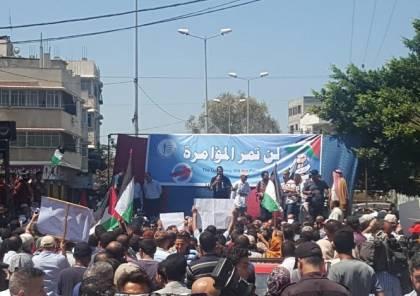 """اشتيوي لـ """" سما"""" : غدا الإعلان عن فعاليتين سيتم إقامتهم في مخيم الفارعة"""