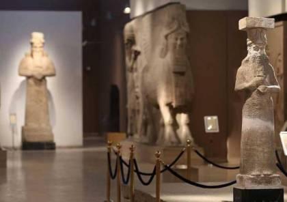 المتحف البريطاني يعيد آثارا مسروقة من العراق عمرها 5000 سنة