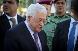الرئيس عباس يعزي الملك عبد الله بشهيد الحادث بمدينة الفحيص