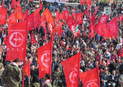 الشعبية تنفي بشدة مشاركتها في تشكيل حكومة تضم حماس وتيار دحلان