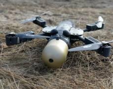 القسام يمتلك طائرات مروحية مزودة بمتفجرات وكاميرات